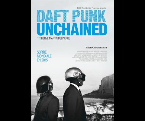 Daft Punk: Unchained Steelbook (DVD)