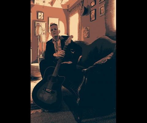 Gil Riot, une vie de musique et de passions en six cordes