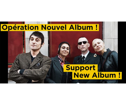 French Boutik : Un nouvel album en préparation !