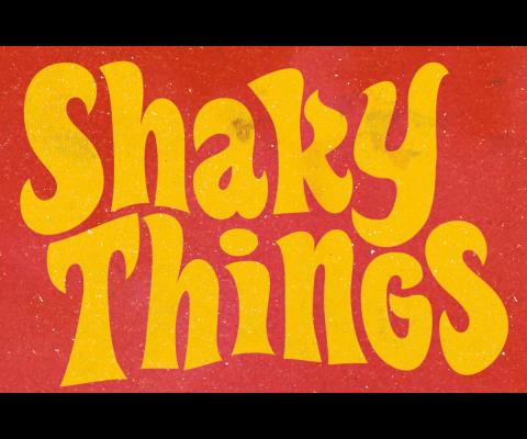 Shaky Things : rencontre avec un groupe de demain !