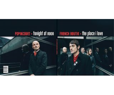 French Boutik et Popincourt chantent the Jam
