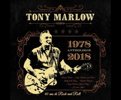 Tony Marlow : une carrière de rocker