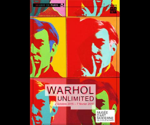 Andy Warhol à Paris / Musée d'Art Moderne