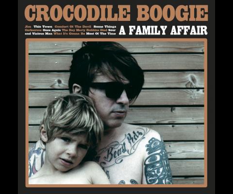 Crocodile Boogie ou le plaisir de la musique