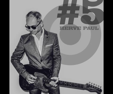 Hervé Paul : Rencontre pour un cinquième album
