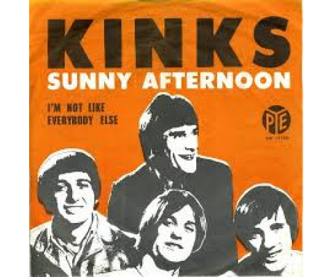 The Kinks : Sunny Afternoon
