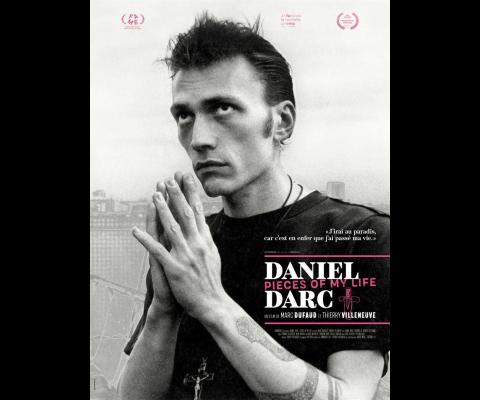 DANS LE REGARD INCANDESCENT DE DANIEL DARC :  MARC DUFAUD, CINEASTE INCLASSABLE