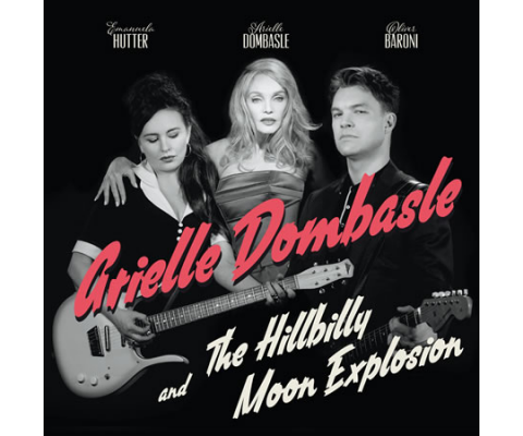 Arielle Dombasle : French Kiss