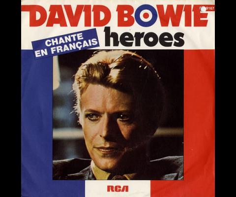 David Bowie : Heroes (VF)