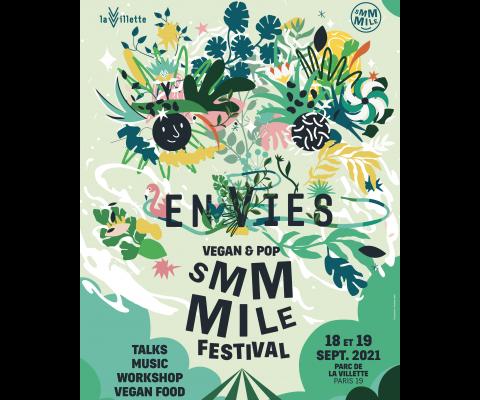 Smmmile Festival le samedi 18 et le dimanche 19 septembre 2021