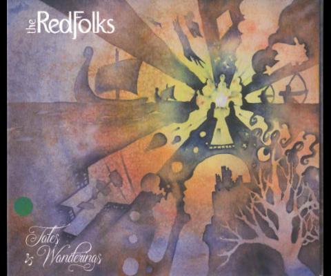 The Red Folks ou le parcours d'un groupe folk !