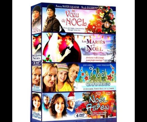 LES COFFRETS DVD DE NOEL