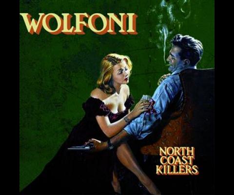 Wolfoni, un groupe qui s'amuse en faisant juste du rock !