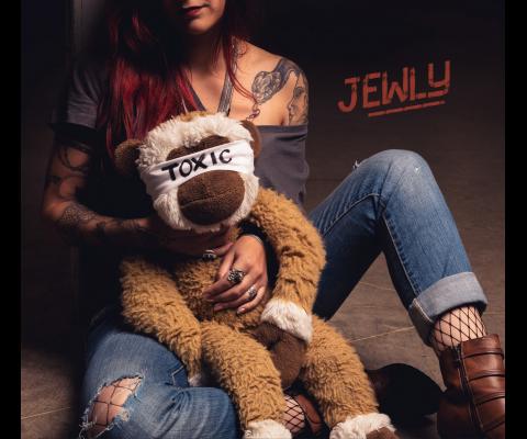 Jewly : Rencontre pour la sortie de l'album Toxic