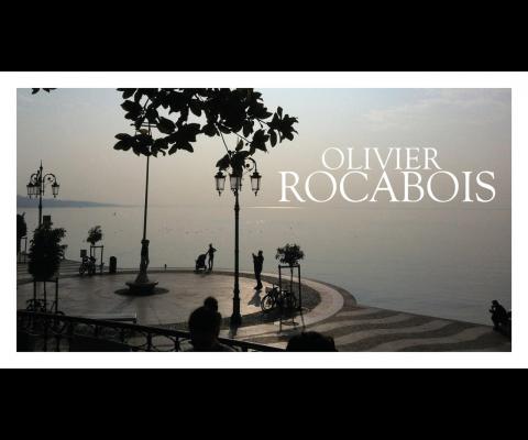 Olivier Rocabois : un premier album en préparation !