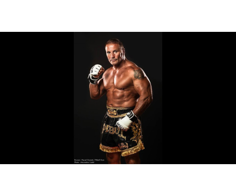 Pascal Chomet : un champion de Kick Boxing se raconte