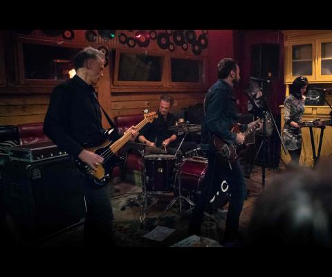 Don Joe Rodeo Combo : nouveau single « Rien dans le cœur »