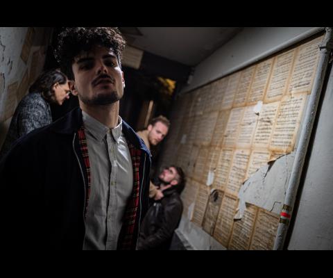 Caesaria : rencontre avec un groupe « Club – Rock »