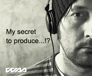 My secret to produce...!?